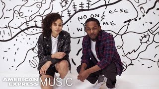 Download Kendrick Lamar and Shantell Martin: Live in Miami | American Express Music Video