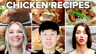 Download 3 Signature Chicken Recipes From Tasty Producers • Tasty Video