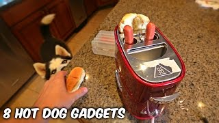 Download 8 Hot Dog Gadgets put to the Test Video