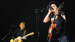 Download James Bay x Ed Sheeran - Let It Go (Cambridge Corn Exchange) Video