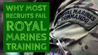 Download Why Most Recruits Fail Royal Marines Training Video