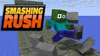 Download Monster School : SMASHING RUSH CHALLENGE - Minecraft Animation Video