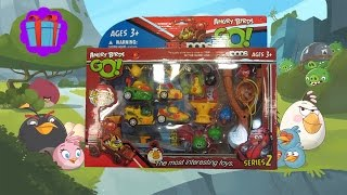 Download Angry Birds Go Toys! Angry Birds Go Unboxing 2016! Video