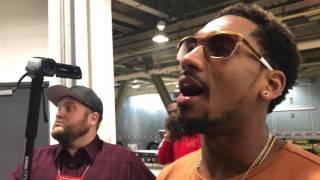 Download Demetrius Andrade ″David Lemieux will get me the GGG-Canelo winner″ Video