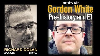 Download Richard Dolan and Gordon White (Pre-history and Extraterrestrials) Video
