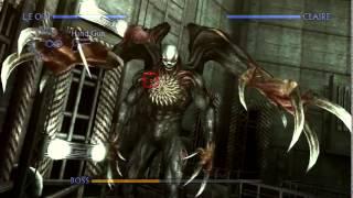 Download Resident Evil The Darkside Chronicles Part 8 G-Birkin Boss Fight Video