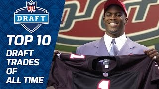 Download Top 10 NFL Draft Trades of All Time | NFL Films Video