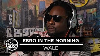 Download Wale Opens Up On Fatherhood, J. Cole & Keeps It Real On DJ's Video