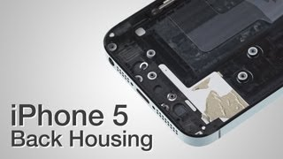 Download Back Housing Repair - iPhone 5 How to Tutorial Video
