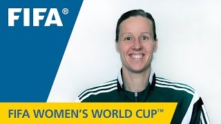 Download Referees at the FIFA Women's World Cup Canada 2015™: MARGARET DOMKA Video