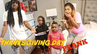 Download IM SPENDING THANKSGIVING DAY WITH MY EX AND HIS FAMILY PRANK Video