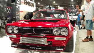 Download OS Giken TC24 Equipped 1972 Hako Rev and Warmup Video