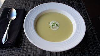 Download Potato Leek Soup Recipe - How to Make Vichyssoise Video
