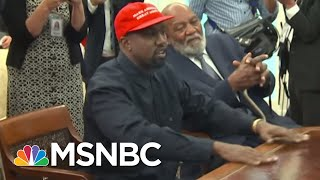 Download Velshi And Ruhle Break Down Kanye West's Meeting With President Trump | Velshi & Ruhle | MSNBC Video