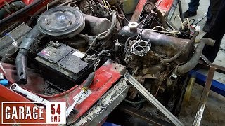 Download Twin-engine LADA: 2.7 liters, 8 cylinders in a row Video