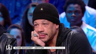 Download Olivier Besancenot et JoeyStarr en interview - Le Grand Journal du 07/12 – CANAL Video