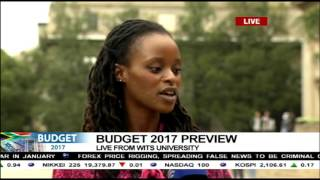 Download Student expectations of the budget 2017 Video