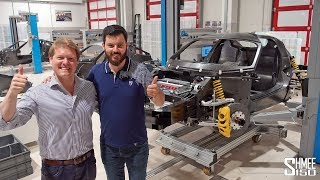 Download VISITING RIMAC! C Two Factory Tour with Mate Rimac Video