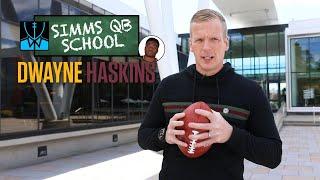 Download Simms QB School: Washington Redskins' Dwayne Haskins   Chris Simms Unbuttoned   NBC Sports Video