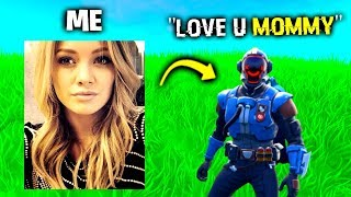 Download I Pretended To Be His MOM In Fortnite Video