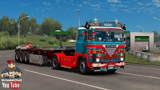 Download [ETS2 v1.26] Scania 1 Series v2.0 + ALL DLC´s ready Video