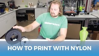 Download How To Succeed When 3D Printing With Nylon Video