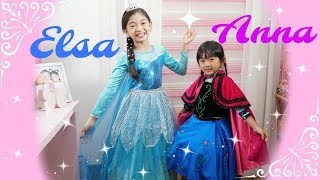 Download ELSA and ANNA MAKEOVER Video