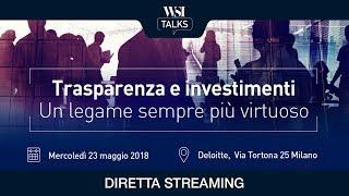 Download Trasparenza e investimenti, un legame sempre più virtuoso Video