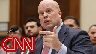 Download See heated exchange on Whitaker's communication with Trump Video