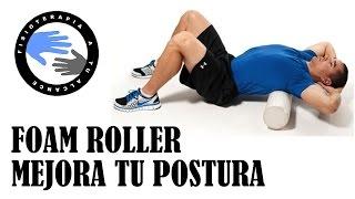 Download Foam roller ejercicios para la espalda Video