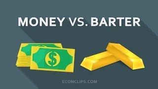 Download 💲 Money vs. Barter   Characteristics of Money Video