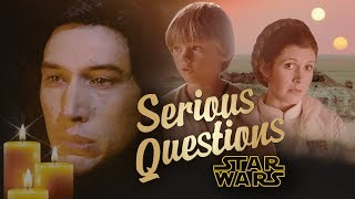 Download Can a Dog Use The Force? - Star Wars Serious Questions Video