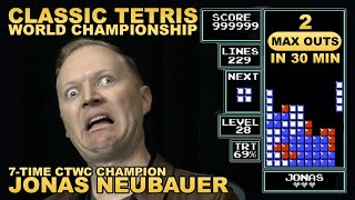 Download Jonas OBLITERATES Tetris Qualifiers - 2 Max in 30 Min! Video