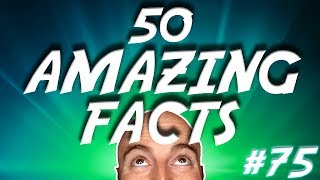 Download 50 AMAZING Facts to Blow Your Mind! #75 Video