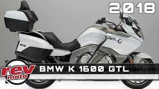 Download 2018 BMW K 1600 GTL Review Rendered Price Specs Release Date Video