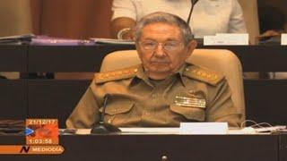 Download Raúl Castro pospone su marcha y dejará el poder el 19 de abril de 2018 Video
