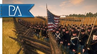 Download Battle of Antietam: Cornfield - North & South: American Civil War Mod Gameplay Video