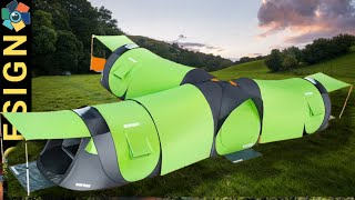 Download 10 COOL TENTS FOR CAMPING AND OUTDOOR ADVENTURES Video