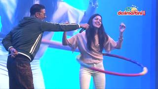 Download AKSHAY KUMAR Gives Hulla Hoop Challenge to ALL Video