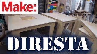 Download DiResta: Little Maker Tables Video