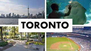 Download Toronto : notre top 10 des choses à faire Video