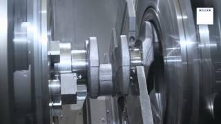 Download LKW-6-Zylinder Kurbelwelle - Flexible Fertigung von Kurbel- und Nockenwellen mit HELLER Video