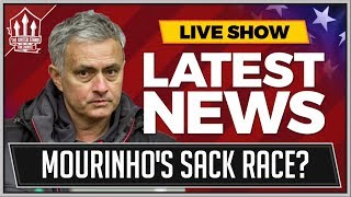 Download Mourinho's Title or Sack Race! Man Utd Transfer News Video
