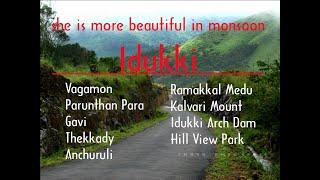 Download idukki tourism, Kerala Video