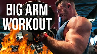 Download Arms Superset Workout for MASS Video