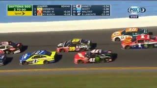 Download Final de Daytona 500 2016 con la narración de Tony Rivera - NASCAR Sprint Cup Series (Spanish) Video