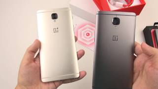 Download OnePlus 3T: Unboxing Surprise Bag & Phone! Video
