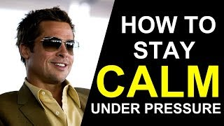Download 5 Ways Successful People Stay Calm in Stressful Situations (ANIMATED) Video