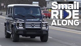 Download 2017 Mercedes-Benz G-Class G 550 4MATIC SUV - Smail Ride Along - Review & Test Drive Video