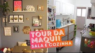 Download Tour na casa da Maqui: sala e cozinha • Karol Pinheiro Video